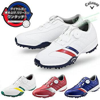 2017モデルキャロウェイ日本正規品UrbanLS17AM(アーバンエルエス)ソフトスパイクゴルフシューズ【あす楽対応】