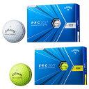 Callaway(キャロウェイ)日本正規品 ERC SOFT(イーアールシーソフト) 2021新製品 ゴルフボール1ダース(12個入) 「ERC SOFT 21 TRPL TRK」 【あす楽対応】