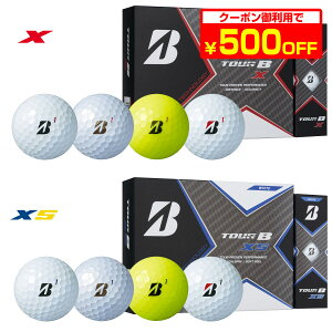 BRIDGESTONE GOLF(ブリヂストンゴルフ)日本正規品 TOUR B Xシリーズ 2020新製品 ゴルフボール1ダース(12個入) 【あす楽対応】