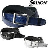 SRIXON(スリクソン)日本正規品 ティーポケット付き ゴルフ ベルト 2021新製品 「RGBRJH04」 【あす楽対応】