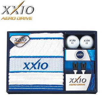 2015新製品ダンロップ日本正規品XXIO(ゼクシオ)AERODRIVE(エアロドライブ)ボールギフトGGF−F2071