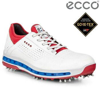ecco(エコー)『COOL GOLF 18 Mens GTX メンズモデル ソフトスパイクゴルフシューズ 「130114」』