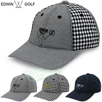 メンズウェア, 帽子・バイザー 4400OFFEDWIN GOLF( ) 2019 EDC1942