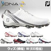 2016モデルFOOTJOYフットジョイ日本正規品DNA Boa(ディーエヌエーボア)ソフトスパイクゴルフシューズウィズ:W(EE)【あす楽対応】