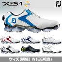 FOOTJOYフットジョイ日本正規品XPS-1 Boa(エックスピーエスワンボア)ソフトスパイクゴルフシューズウィズ:W(EE)【あす楽対応】