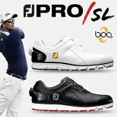 2017新製品FOOTJOYフットジョイ日本正規品PRO SL Boa(プロエスエルボア)スパイクレスゴルフシューズ【あす楽対応】