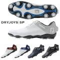 FOOTJOY(フットジョイ)日本正規品DRYJOYSSPBOA(ドライジョイズエスピーボア)2021新製品ソフトスパイクメンズゴルフシューズ【あす楽対応】