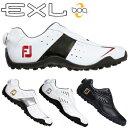 フットジョイ日本正規品EXL Spikeless Boa(EXLスパイクレスボア)快適ボアシステム搭載モデルスパイクレスゴルフシューズ【あす楽対応】