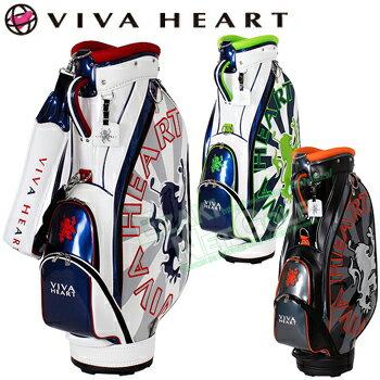 2015新製品VIVAHEART(ビバハート)メンズキャディバッグ「VHC014」