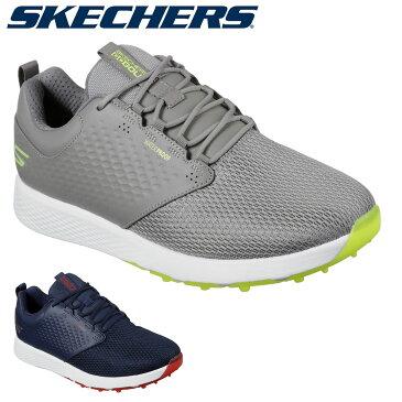 SKECHERS(スケッチャーズ)日本正規品 GO GOLF ELITE4 PRESTIGE スパイクレスゴルフシューズ 2020新製品 「メンズ 54553」