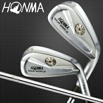 【8月5日発売予定】2013新製品HONMAGOLF(本間ゴルフ)TOURWORLD(ツアーワールド)TW−UユーティリティアイアンVIZARDUT850カーボンシャフト