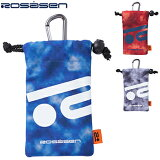 ROSASEN(ロサーセン) ボールポーチ(ボール2個収納可能) 2019モデル 「RSY006B」【あす楽対応】