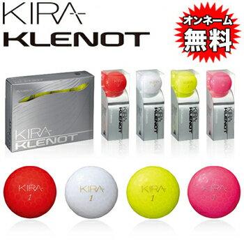 【オリジナルマーク3色オンネーム】2014新製品キャスコKIRAKLENOT(キラクレノ)3ダース(36個)