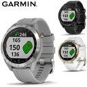 GARMIN(ガーミン)日本正規品 スマートウォッチ機能搭載距離測定器 腕時計型GPSゴルフナビ APPROACH(アプローチ) S40 「010-02140」2019新製品 【あす楽対応】