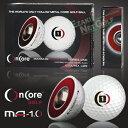 2016モデルOncore Golf(オンコアゴルフ)MA−1.0中空金属コアゴルフボール1ダース(12個入)【あす楽対応】