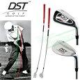 DSTGOLFCOMPRESSOR(コンプレッサー)モデル(曲線シャフト)「スイングトレーニングゴルフ練習用品」【あす楽対応】