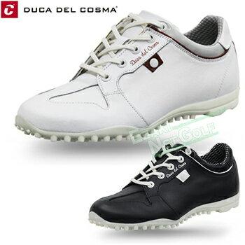 DUCADELCOSMA(デュカ・デル・コスマ)BluessAIPPLAYIIIスパイクレスレディスゴルフシューズ