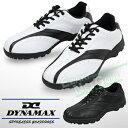 DYNAMAX(ダイナマックス)スパイクレスゴルフシューズ「DMGS−1601」【あす楽対応】