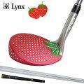Lynx(リンクス)日本正規品ICHIGO(いちご)ウェッジ2021新製品オリジナルスチールシャフト【あす楽対応】