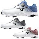 【3E】MIZUNO(ミズノ)ゴルフ日本正規品 NEXLITE007 Boa (ネクスライト007ボア) ソフトスパイクゴルフシューズ 2020モデル 「51GM2010」 【あす楽対応】