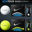 2016モデルナイキゴルフ日本正規品RZN TOUR(レジンツアー)BLACK(ブラック)ゴルフボール1ダース(12個入)【あす楽対応】