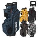 【【最大2200円OFFクーポン】】OGIO (オジオ) 日本正規品 CONVOY SE CART BAG 14 JV キャディバッグ 2020新製品 【あす楽対応】・・・