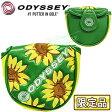 【限定品】2017新製品Odyssey(オデッセイ)日本正規品F-Series(Fシリーズ)F Neo MalletPutter CoverSummer 17 JMFネオマレットパターカバーサマー17JM【あす楽対応】