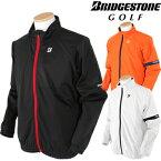 BridgestoneGolf ブリヂストンゴルフ 秋冬ウエア 長袖前開きブルゾン EGM12D 【あす楽対応】