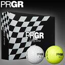 2016モデル PRGR(プロギア)日本正規品RS SPIN(スピン)ゴルフボール1ダース(12個入り)「GB981」【あす楽対応】