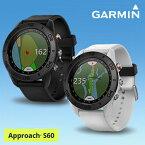 2017新製品ガーミン(GARMIN)日本正規品高性能GPS距離測定器腕時計型GPSゴルフナビAPPROACH(アプローチ) S60スタンダードモデル「010-...