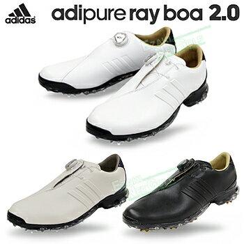 アディピュア レイ adidas ボア adipure ray Boa ゴルフシューズ アディダス