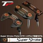 【予約】テーラーメイド日本正規品 TP COLLECTION BLACK COPPER パター 2018新製品 Super Stroke Pistol GTR ...