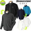 BridgestoneGolf ブリヂストンゴルフ TOUR B 秋冬ウエア リバーシブル長袖前開きブルゾン KGM01D 【あす楽対応】