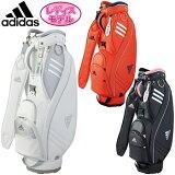 adidas Golf(アディダスゴルフ) 日本正規品 ウィメンズ メタルロゴキャディバッグ 「AWT90」 レディスモデル【あす楽対応】