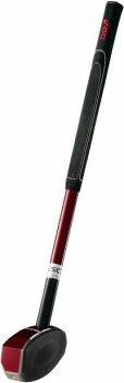 アシックス車椅子専用トライクロウソールグラブTS-104(一般左打者専用)ワイン(ショート)ggg783-s25-f