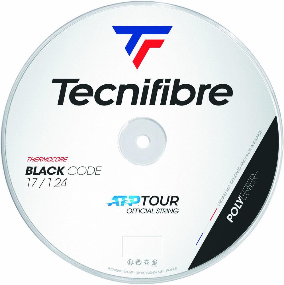 テニス, その他 Tecnifibre() BLACK CODE 1.24m 200m