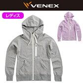 VENEX(ベネクス)Refresh(リフレッシュ)スウェットパーカー レディス(6702)