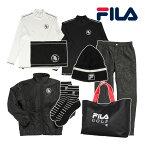 【予約】FILA(フィラ) 日本正規品 2021新春 「メンズウエア」 豪華8点セットゴルフ福袋