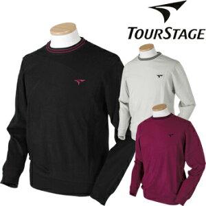 BridgestoneTOURSTAGE ブリヂストンツアーステージ 秋冬ウエア 長袖セーター KTM01B 【あす楽対応】