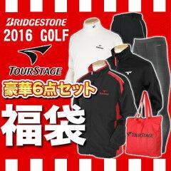 【2016新春ゴルフ福袋】BRIDGESTONE(ブリヂストン)TOURSTAGE(ツアーステージ)日本正規品☆2...