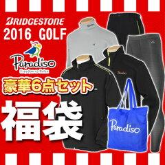 【2016新春ゴルフ福袋】BRIDGESTONE(ブリヂストン)Paradiso(パラディーゾ)日本正規品☆2016...