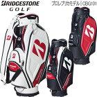 2021年モデル日本正規品ブリヂストンゴルフプロレプリカモデルキャディーバッグ「BRIDGESTONEGOLFTOURBCBG101」【あす楽対応】