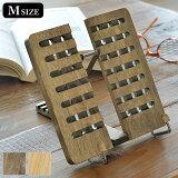 木製ブックスタンド(M) ブックスタンド 木製 折り畳み ブックレスト 持ち運び 安い おしゃれ レシピスタンド タブレットスタンド 卓上 レシピ立て ipad スタンド 書見台 楽譜スタンド 本立て
