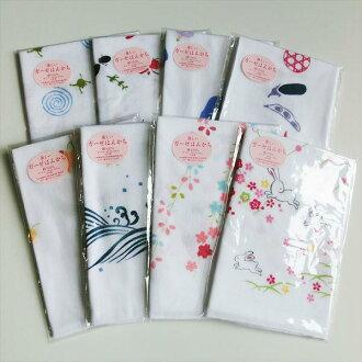 Gauze handkerchief (35 cm) Japan-made baby baby 10P04Aug13