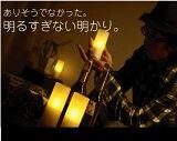 息を吹いてON/OFF吹き消すLEDキャンドルライト間接照明、キャンドル照明フロア照明リビング照明【YURAGI】中野照明商店