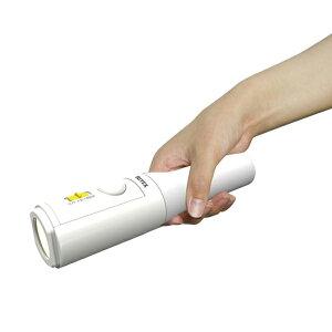【月間優良ショップ選出】【ポイント10倍】[RITEX]【便利な1台4役:センサーライト・懐中電灯・読書灯・非常灯】どこでもセンサーライトおかえりプラス懐中電灯/ASL035