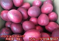 パッションフルーツ約1kg(9〜15玉)鹿児島産【送料無料】一部の地域を除く