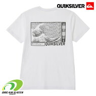 QUIKSILVER【NEWM&WST:WHT】[クイックシルバー]20SUMMER[QST202617T]