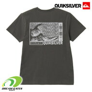 QUIKSILVER【NEWM&WST:BLK】[クイックシルバー]20SUMMER[QST202617T]