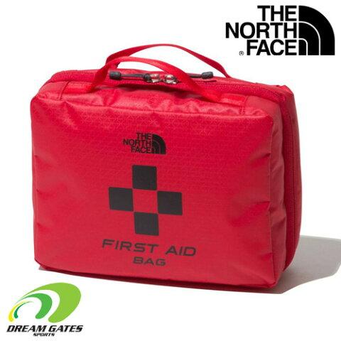 THE NORTH FACE【ファーストエイドバッグ L:TR(TNFレッド):容量4L】ノースフェイス First Aid Bag メディカルケース バッグインバッグ 自転車 アウトドア ランニング NM92001